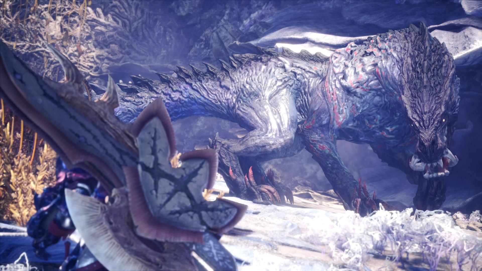 ハンター日記33 兇爪竜オドガロン亜種 T Sのパスタンファボリ